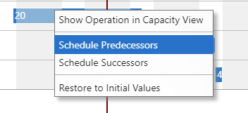 VPS-schedule-pred-succ