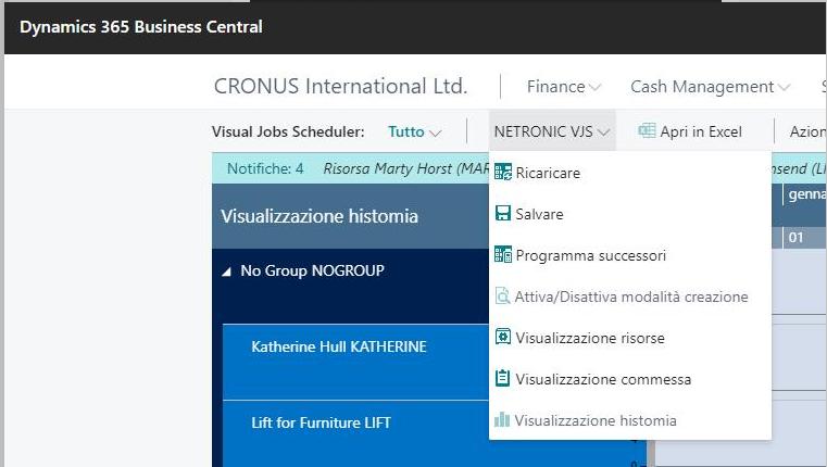 create own language version in VJS